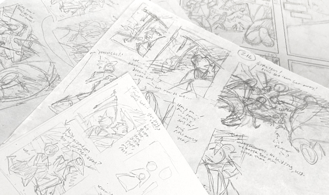 Thumbnails for page 216 - see more on Patreon!